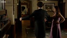 "When this pirouette happened. | The 23 Best Moments From ""Sherlock's"" ""The Sign Of Three"""