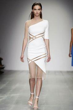 DAVID KOMA - Spring Summer 2015 - London Fashion Week