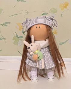 "49 Me gusta, 15 comentarios - Alla (интерьерные куклы) (@allanikitinaan) en Instagram: ""Моё рукоделие😊"""