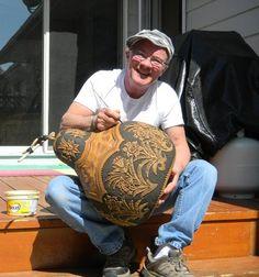 Gourds: Jordan Straker
