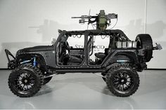 2014 Jeep Wrangler Full Metal Jacket 50caliber | 1285726 | Photo 2 Full Size