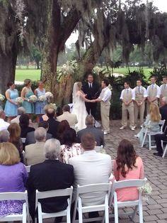 Dubsdread Catering in Orlando, FL. Orlando Wedding Venues and Catering Services./  orlandoweddingflowers/ www.weddingsbycarlyanes.com
