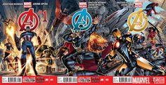 """Marvel """"Los Vengadores"""""""