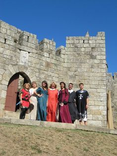 Feira Medieval - Santa Maria da Feira Portugal
