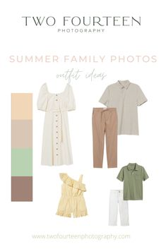 Family Photos What To Wear, Summer Family Photos, Family Pictures, Family Photo Colors, Fall Family Photo Outfits, Family Photo Sessions, Family Posing, Mom Daughter Photography, Summer Outfits For Moms