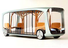 Elektromos városi busz Bus Interior, Van Design, Future Transportation, Car Design Sketch, Futuristic Cars, Electric Scooter, Public Transport, Shadowrun, Motorhome