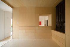 House in Sagamino by Hiroyuki Tanaka Architects