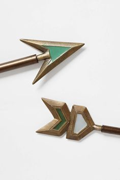 Magical Thinking Arrow Finial - Set Of 2