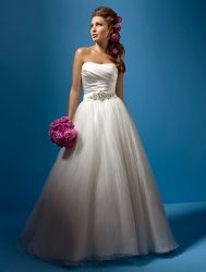Alfred Angelo Wedding Dresses - Style 2112
