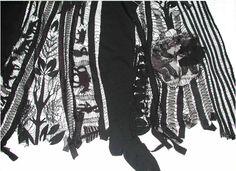 intricate lace idea