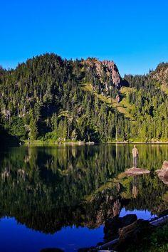 UPPER LENA LAKE/MT. LENA HIKE WA | Tmber member Nathan Putnam trip report