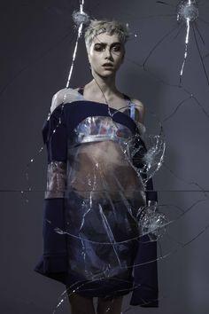 Designer Helenna Charlson, Fashion Design BA (Hons) 2016
