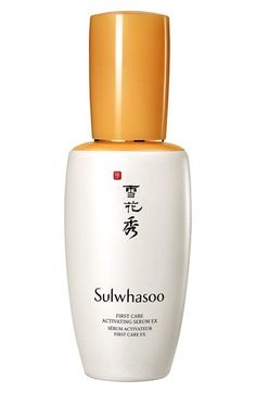 Sulwhasoo 'First Care' Activating Serum available at #Nordstrom
