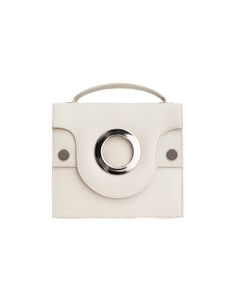 Bolsa Mini Camera Bag Couro Modem
