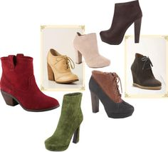 """""""Booties"""" by fabriana22 on Polyvore"""