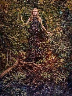 Elsa Brisinger by Carl Bengtsson for Elle Sweden, August 2012 4