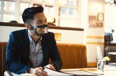 NOXIY- Next Gen Mask Transparent & Customizable | Indiegogo Clear Face, Masks For Sale