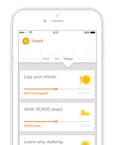 Noom Coach for iPhone