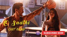 "O Saathi song from upcoming Bollywood Action Movie ""Baaghi 2"". This is sung by Atif Aslam. O Saathi song Composed & Lyrics By Arko. Baaghi 2 Movie Produced by Sajid Nadiadwala & directed by Ahmed Khan. Baaghi 2 Movie Starring Tiger Shroff And Disha Patani. Baaghi 2 Release on 30th March 2018.  Songs Details  ******************* song:- O Saathi Singer:- Atif Aslam Lyrics:- Arko Composed:- Arko Music Label:- T-series"