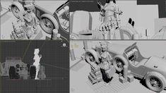 3D繪圖流程教學|https://www.weibo.com/ttarticle/p/show?id=2309404190332488181824