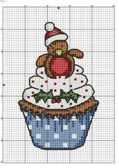 Gráficos Natalinos. Cross Stitch Christmas Cards, Santa Cross Stitch, Cross Stitch Christmas Stockings, Tiny Cross Stitch, Cross Stitch For Kids, Christmas Cross, Cross Stitch Designs, Cross Stitch Patterns, Cross Stitching