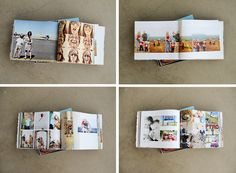 how to make a yearly family photo book tips tricks pinterest