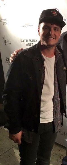 Josh Hutcherson 10/15/16