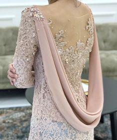 Womens shoes wedding brides ideas for 2019 Hijab Gown, Kebaya Hijab, Hijab Dress Party, Hijab Wedding Dresses, Kebaya Lace, Kebaya Dress, Dress Pesta, Dress Brukat, Batik Dress