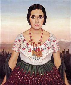 Mexican Girl - Christian Schad
