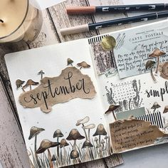 Enjoy bullet journal this season with this ultimate guide! Choose from several bullet journal fall theme ideas, layouts, spreads and more! Plus get the best Bullet Journal Designs, Bullet Journal Cover Ideas, Bullet Journal For Beginners, Bullet Journal Writing, Bullet Journal School, Bullet Journal Spread, Bullet Journal Inspo, Bullet Journal Layout, Journal Covers