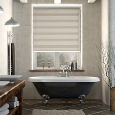 Enjoy Dimout Gold Roller Blind