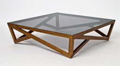 Wooden Coffee Table With Glass Top Glass Cube Coffee Table Handmade Contemporary Furniture Rustic Meets Elegant In This Spherical