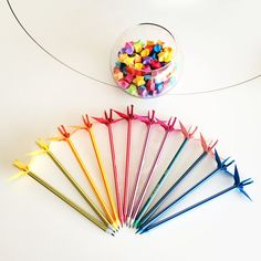 Lápis de Tsuru | Casa de Origami | Elo7
