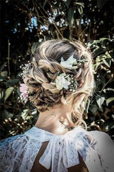 nanoo moovcoiffure34 créatrice coiffure de mariées bohèmes