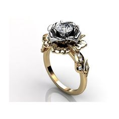 Seto Kaiba Yu-Gi-Oh ❤ liked on Polyvore featuring jewelry and rings