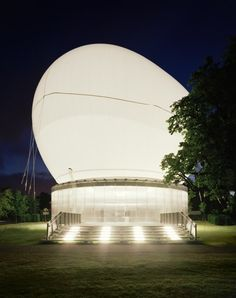 Serpentine Gallery Pavilion 2006 by Rem Koolhaas and Cecil Balmond with Arup | Serpentine Galleries