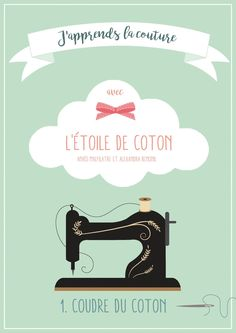 APPRENDRE A COUDRE – Le site pour apprendre à coudre seul(e) ! LEARN TO SEW – The site to learn how to sew alone! Learn to sew for freeOnline training for aThe stitching essentials Coin Couture, Couture Sewing, Sewing Hacks, Sewing Projects, Formation Couture, Sewing Courses, Couture 2015, Maila, Techniques Couture