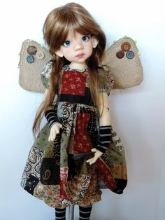 Kaye Wiggs MSD BJD Talyssa Customized BY Award Winning Charlene Smith | eBay