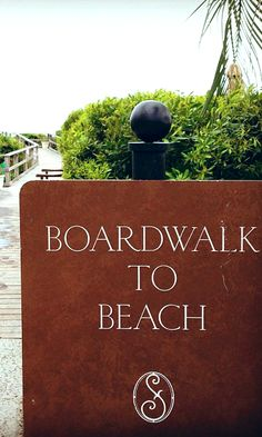 At The Sanctuary on Kiawah Island, South Carolina guests can take a 30-second walk from the pools down to the ocean via the short boardwalk. The Sanctuary staff will gladly help you set up a chair and bring you towels.