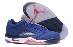 "91c08403c028e8 Buy Discount Air Jordan 5 Low ""Knicks"" Deep Royal Blue Team Orange 2016  from Reliable Discount Air Jordan 5 Low ""Knicks"" Deep Royal Blue Team Orange  2016 ..."