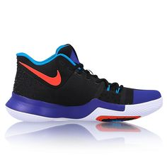 e009038fc643 The Kyrie 3  kyrache light  basketball shoe combines phenomenal traction