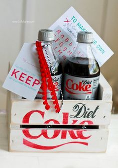 DIY Diet Coke Bottle