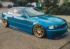 #BMW #M3_E46 #Slammed #Bagged #Dumped #Stance #Modified