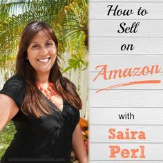 Have you ever wondered how to sell on Amazon? One work-at-home mom walks you through all the steps. With low start-up costs you can turn a profit quickly.