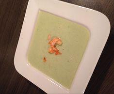 Rezept Avocado-Kokos-Suppe mit Garnelen von Claudi92 - Rezept der Kategorie Suppen