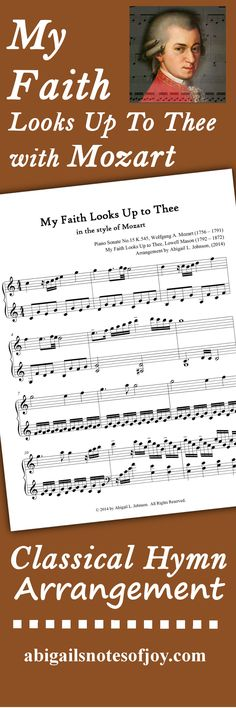 "Intermediate/Late Intermediate pianists will enjoy playing this familiar hymn, ""… – Education is important Free Sheet Music, Piano Sheet Music, Piano Lessons, Music Lessons, C Major, Religious Studies, Christian Songs, Music Theory, Faith"