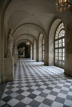 Chateau de Versailles - Hall in Chapel, Opera House