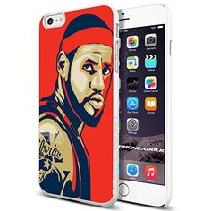 NBA King Lebron James Cartoon , , Cool iPhone 6 Plus (6+ , 5.5 Inch) Smartphone Case Cover Collector iphone TPU Rubber Case White [By PhoneAholic] Phoneaholic http://www.amazon.com/dp/B00XPUXWRA/ref=cm_sw_r_pi_dp_BkIwvb1Y28Y5E
