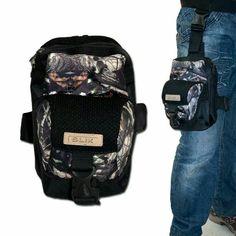 Qué mejor producto que una piernera SLIK Accesorios para llevar tus objetos personales cuando viajas en moto. Entra aquí --->http://www.slik.com.co/coleccion/pierneras.html y entérate de más.
