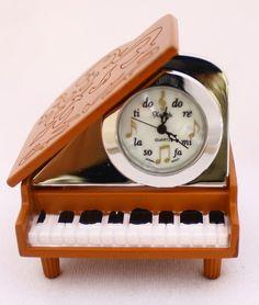 Mini Piano Timepiece